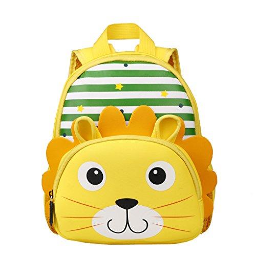 3e4b841d5b Yeelan Impermeabile Bambini Zaino Sacchetto di scuola materna Bambini Zaino  Scuola per ...