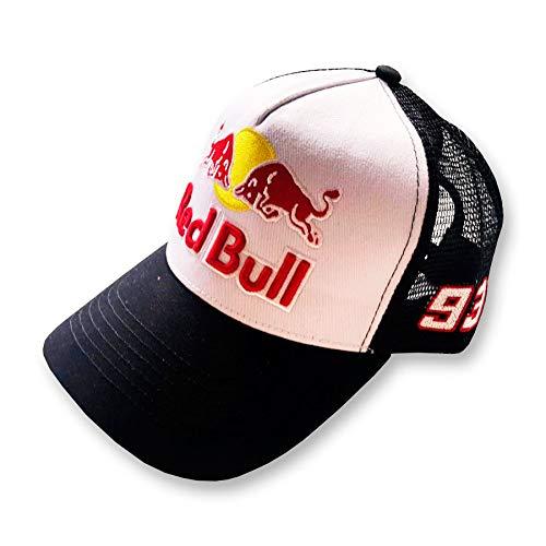 Gorra Marc Márquez 93 Red Bull