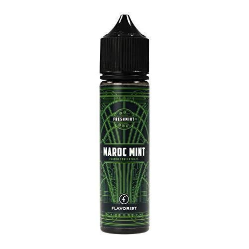 ntrat Maroc Mint, Shake-and-Vape zum Mischen mit Basisliquid für e-Liquid, 0.0 mg Nikotin, 15 ml ()