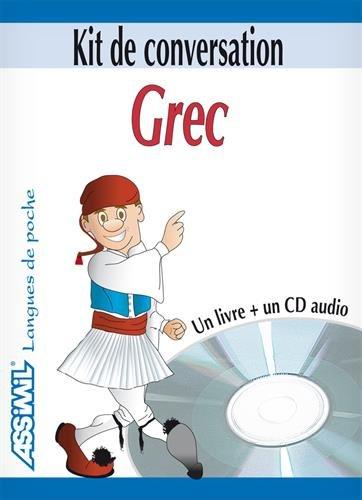 Grec ; Guide + CD Audio