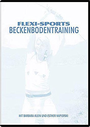 Flexi-Sports Flexi-Bar Flexibar Beckenbodentraining DVD