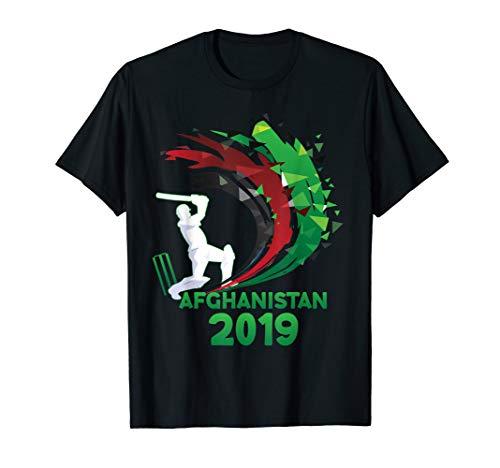 Cricket Afghanistan 2019 T-Shirt