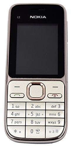 Nokia C2-01 Tecnologia 3G Fotocamera da 3 MP(Ricondizionato) )