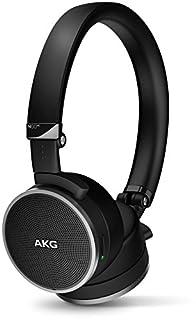 AKG N60NC Auriculares supraaurales Plegables con cancelación Activa de Ruido, Incluye Funda de Transporte, Color Negro (B015HDS5TC) | Amazon Products