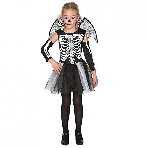 Imagen de disfraz de esqueleto niña 4 6 años