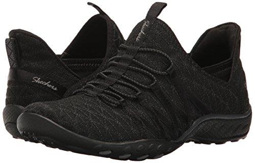 Pantalones experimental Fuera  Skechers Women's Breathe-Easy-Viva-City Trainers, Black (Black), 3 ...