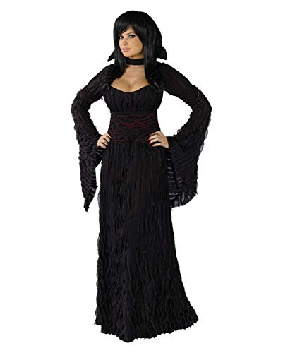 Todesfee Kostüm - Horror-Shop Todesfee Kostüm Gr