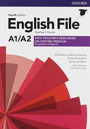 English File 4th Edition A1/A2. Teacher's Guide +