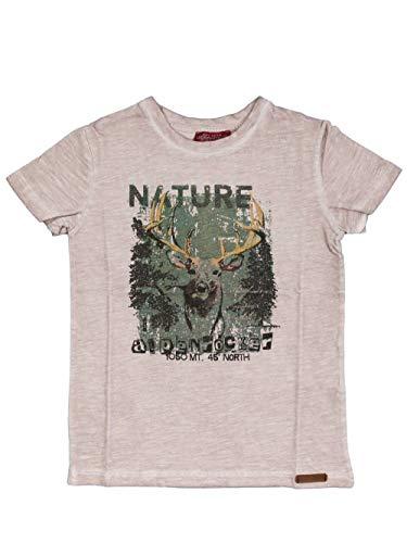 BONDI T-Shirt ´Nature´, stone 140 Lederhosen Rebel Artikel-Nr.29946