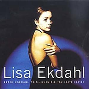 Lisa Ekdahl In concert