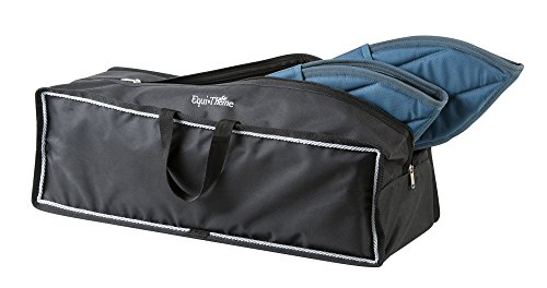 Equi Theme Transportgamaschen Tasche , Farbe:schwarz