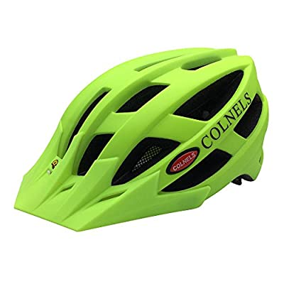 Bicycle Helmet with Safety,CE Certified Adjustable Specialized Mountain & Road Cycle Helmet for Men Women Super Light Bike Helmet Adult Bike Helmet Backpack from WFire