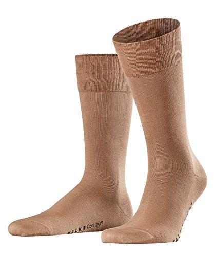 FALKE Herren Socken Cool 24/7 - 80{35fd46414a826946d5533c7c0763292fe246a8bd93a10c98e08cca396629fe5d} Baumwolle - 1 Paar - Größe 39-50 - versch. Farben - kühlende Klimaaktivsohle - Herrenstrümpfe Männersocken Sommersocken