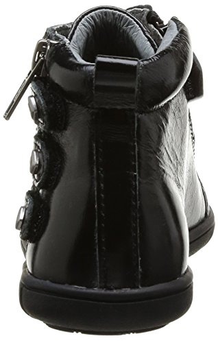 TTY Bigonia Mädchen Sneaker Schwarz (Noir (1-515))