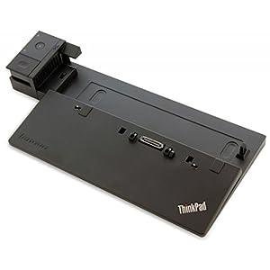 Lenovo ThinkPad Pro Dock - Port Replicator (40A10090UK) - Black