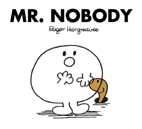 Mr. Nobody (Mr. Men and Little Miss) (English Edition)