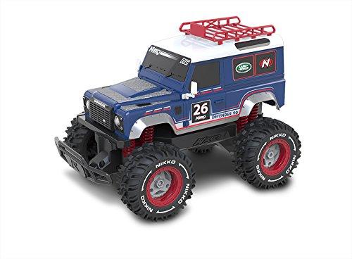 Nikko 011543941590Jouet Voiture avec Commande à Distance Off-Road Land Rover...