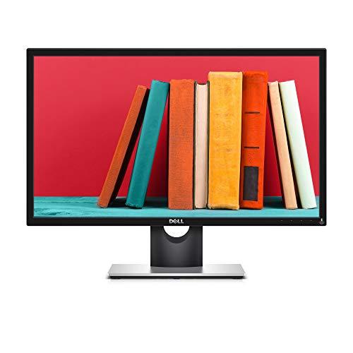 DELL SE2417HG 61 cm (24 Zoll) Monitor (VGA, HDMI, LED, 2ms Reaktionszeit) schwarz - 1080p-lcd-hd-monitor