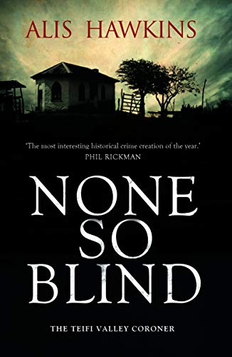 Image result for none so blind hawkins