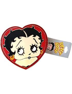 Con licencia Betty Boop Buckle en En forma de corazón, muy grande - Hebilla