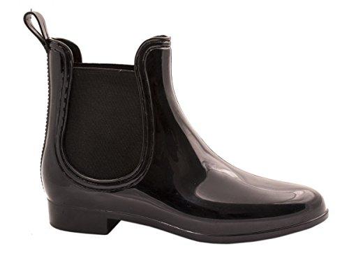 Elara , bottes en caoutchouc femme Noir