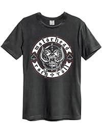 Amplified Motörhead Biker Badge T-Shirt