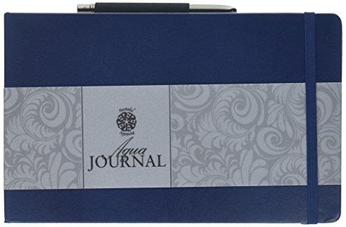 Connoisseur Aqua Journal - Aquarellbuch mit Pinsel - 12,5 cm x 20,5 cm (Aqua Journal)