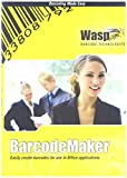 Best Wasp Technologies Barcode Scanners - Wasp Barcodemaker (Single PC License) by Wasp Technologies Review