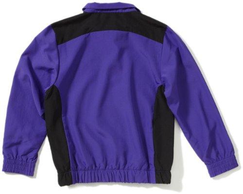 PUMA Herren Jacke Foundation Windbreaker team violet-black
