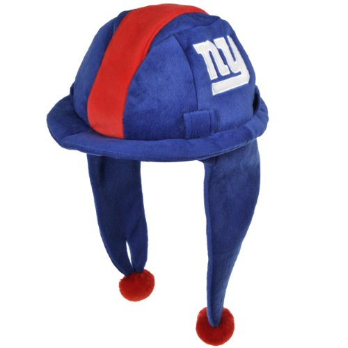 Patch Collection NFL New York Giants Thematisches Maskottchen, baumelnd