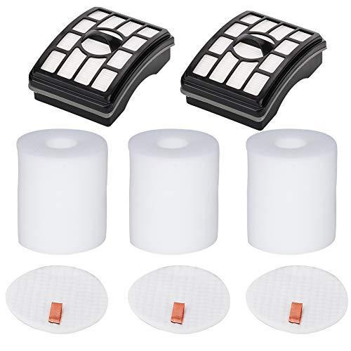 HIFROM HEPA-Filter und Schaumstoff & Filz Filter für Shark xhf500xff500Rotator Pro Lift NV500, nv501, nv505, nv552