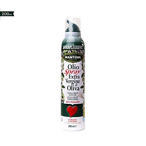 Olio extra vergine di oliva spray 200ml