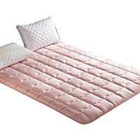 FDesign Plegable Poliester Primeros del colchón Tatami Sleeping Pad, 5cm Espesar Plegable Tatami de Piso