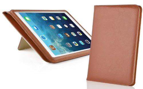 jammylizard-funda-de-cuero-lincoln-para-ipad-air-2013-5-generacion-tipo-libro-smart-case-marron