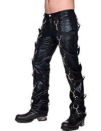 Aderlass Belt Pants Vintage Black