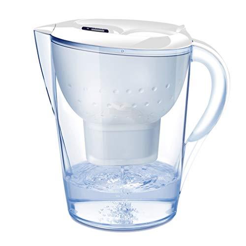 Bollitore filtro acqua brocca cucina rubinetto acqua domestico depuratore d'acqua acqua potabile filtro tazza d'acqua (color : 6 filter)