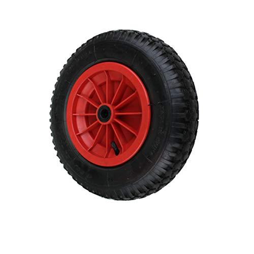 400x100 mm Schubkarrenräder Schubkarre Rad Wagen Räder Reifen 4.80/4.00-8 (Und Reifen Wagen-räder)