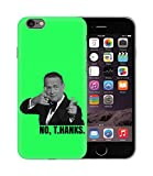 Tom Hanks 'No Thanks' Protective Phone Mobile Smartphone Case Cover Hard Plastic for Huawei P20 Funny Gift Christmas