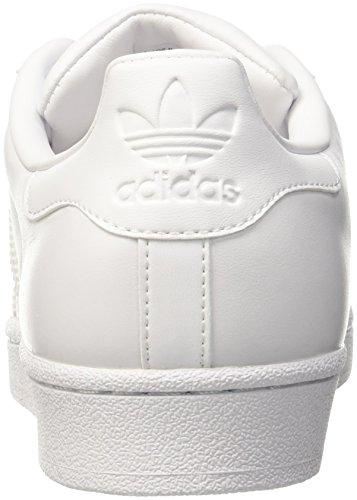 Tênis Toe Bianco Brilhante Cblack ftwwht Superstar Basquete Adidas Ftwwht Mulheres De qAf1Rw