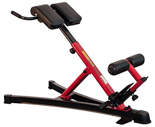 Profi Bauch- & Rückentrainer, Hyperextension Body-Track® HPX2i