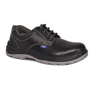 Allen Cooper 1102 Men's Safety Shoe, Black