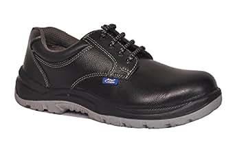 ce41d1e9863e Allen Cooper AC-1102-7-BLK Men s Safety Shoe
