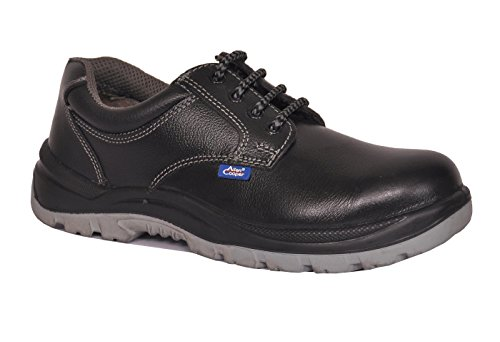 Allen Cooper 1102 Men's Safety Shoe, Black
