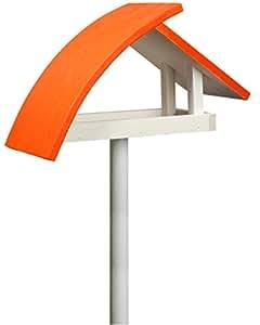 luxus vogelhaus 31012e design vogelhaus new wave aus holz kiefer f r garten balkon mit. Black Bedroom Furniture Sets. Home Design Ideas
