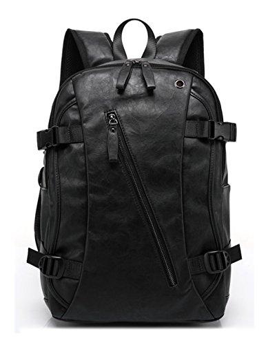 Einfache Tasche Keshi neuer hohe Schwarz Damen accessories Freizeitrucksack Stil Qualität Schultertasche Tasche Rucksäcke qZYvqTw