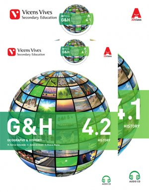 G&H 4 (4.1-4.2)+2CD'S (HISTORY) ANDALUCIA: 000001 - 9788468242972