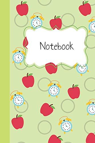Notebook: Pre-K, Preschool & Kindergarten Teacher Notebook / Journal - Great Accessories & Gift Idea for Teacher Appreciation Day or Retirement.