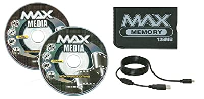 PSP - Media Kit MAX