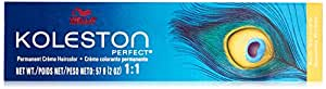 Wella Koleston Perfect Color 7/1 Medium Blonde/Ash 2oz