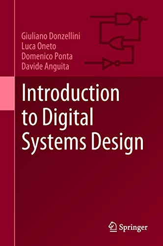 Introduction to Digital Systems Design (English Edition)